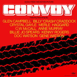 Convoy Soundtrack (Various Artists) - Car�tula