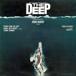 The Deep Soundtrack (John Barry, Donna Summer) - CD cover