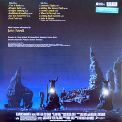 Film music site how to train your dragon soundtrack stephen how to train your dragon soundtrack stephen barton john powell cd back ccuart Image collections