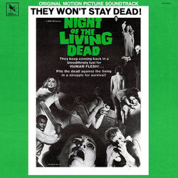 Night of the Living Dead Soundtrack (Various Artists) - Carátula