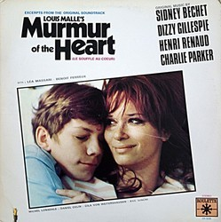 Murmur of the Heart Soundtrack (Various Artists) - Carátula