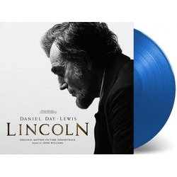 Lincoln Soundtrack (John Williams) - cd-inlay