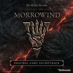 The Elder Scrolls Online: Morrowind Soundtrack (Brad Derrick) - CD cover