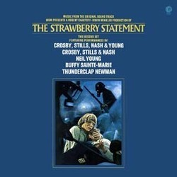 The Strawberry Statement Soundtrack (Various Artists) - CD cover