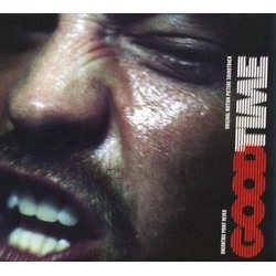 Good Time Soundtrack (Various Artists, Oneohtrix Point Never) - CD cover