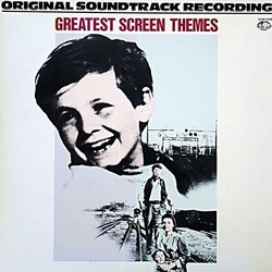Greatest Screen Themes Soundtrack (Various Artists) - Carátula