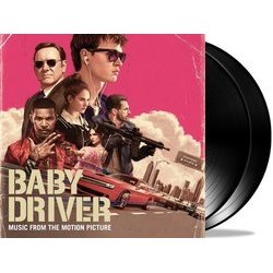 Baby Driver Soundtrack (Steven Price) - cd-inlay