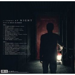 It Comes at Night Soundtrack (Brian McOmber) - CD Achterzijde