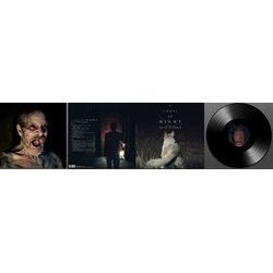 It Comes at Night Soundtrack (Brian McOmber) - cd-inlay