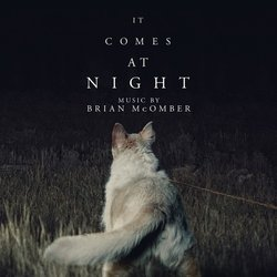 It Comes at Night Soundtrack (Brian McOmber) - CD cover