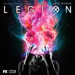 Legion Soundtrack (Jeff Russo) - CD cover