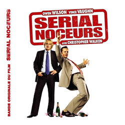 Serial Noceurs Soundtrack (Various Artists, Rolfe Kent) - CD cover
