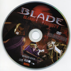 Blade: Trinity Μουσική υπόκρουση (Various Artists, Ramin Djawadi,  RZA) - cd-inlay