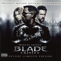 Blade: Trinity Μουσική υπόκρουση (Various Artists, Ramin Djawadi,  RZA) - Κάλυμμα CD