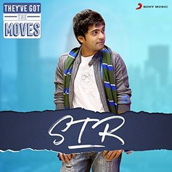 They've Got The Moves : STR Soundtrack (Various Artists) - CD cover