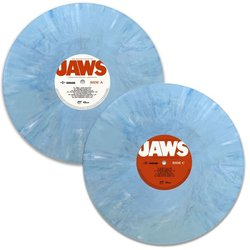 Jaws Soundtrack (John Williams) - cd-inlay