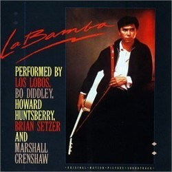 La Bamba Soundtrack (Various Artists, Miles Goodman, Carlos Santana) - Car�tula