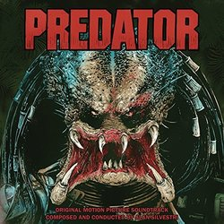 Predator Soundtrack (Alan Silvestri) - CD cover