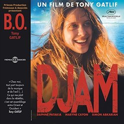 Djam Soundtrack (Various Artists) - CD cover