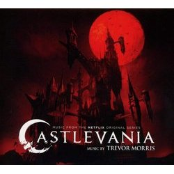 Castlevania Soundtrack (Trevor Morris) - CD cover