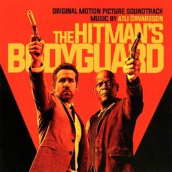 The Hitman's Bodyguard Soundtrack (Atli Örvarsson) - CD cover