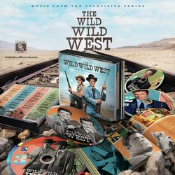 The Wild Wild West Soundtrack (Various Artists) - cd-inlay