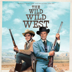 The Wild Wild West Soundtrack (Various Artists) - CD cover