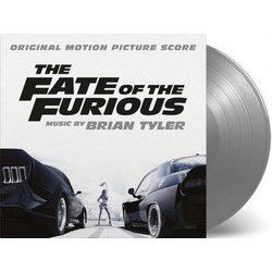 The Fate of the Furious Soundtrack (Brian Tyler) - cd-inlay