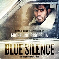 Blue Silence Soundtrack (Michelino Bisceglia) - CD cover