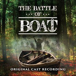 The Battle of Boat Soundtrack (Donnelly , Maltby ) - CD cover