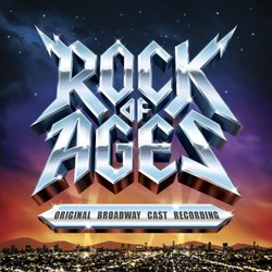 Rock of Ages Soundtrack (Various Artists) - CD cover