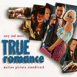 True Romance Soundtrack (Various Artists, Hans Zimmer) - CD cover