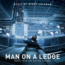 Man on a Ledge Soundtrack (Henry Jackman) - Carátula