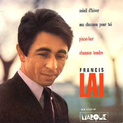 Soleil D'Hiver Soundtrack (Francis Lai) - CD cover
