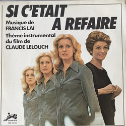 Si c'était à refaire Soundtrack (Francis Lai) - CD cover
