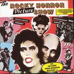 The Rocky Horror Picture Show Soundtrack (Richard Hartley, Richard O'Brien) - Carátula