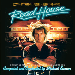 Road House Soundtrack (Michael Kamen) - Carátula