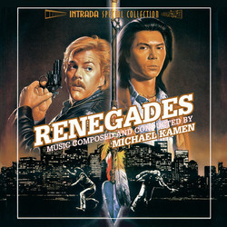 Renegades Soundtrack (Michael Kamen) - Carátula