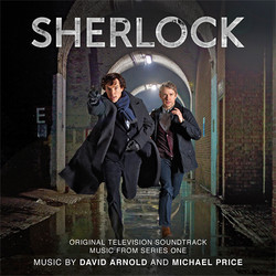 Sherlock: Series One Soundtrack (David Arnold, Michael Price) - CD cover