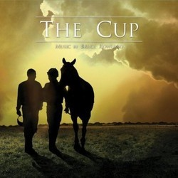 The Cup Soundtrack (Bruce Rowland) - Car�tula