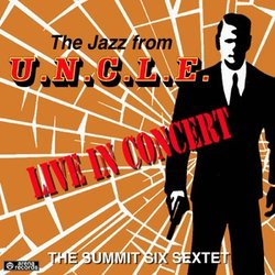 The Jazz from U.N.C.L.E - Live in Concert - Various Artists - 28/07/2017