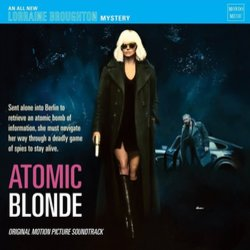 Atomic Blonde Bande Originale (Various Artists, Tyler Bates) - Pochettes de CD