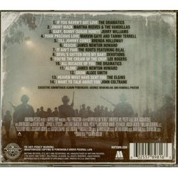 Detroit Soundtrack (Various Artists, James Newton Howard) - CD Trasero