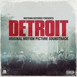 Detroit Soundtrack (Various Artists, James Newton Howard) - Carátula