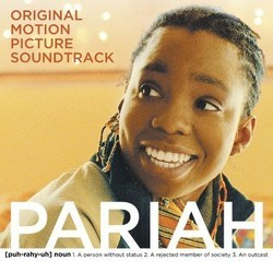 Pariah Soundtrack (Various Artists) - Carátula