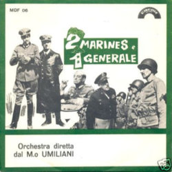 2 Marines e 1 Generale Soundtrack (Piero Umiliani) - CD-Cover