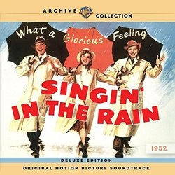Singin' in the Rain Soundtrack (Lennie Hayton) - Carátula