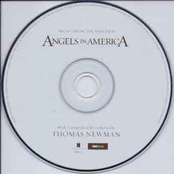 Angels in America Soundtrack (Thomas Newman) - cd-inlay