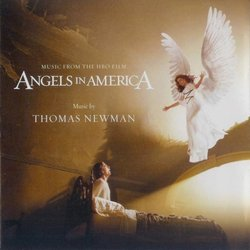 Angels in America Soundtrack (Thomas Newman) - CD cover