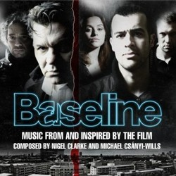 Baseline Soundtrack (Nigel Clarke, Michael Csányi-Wills) - Carátula